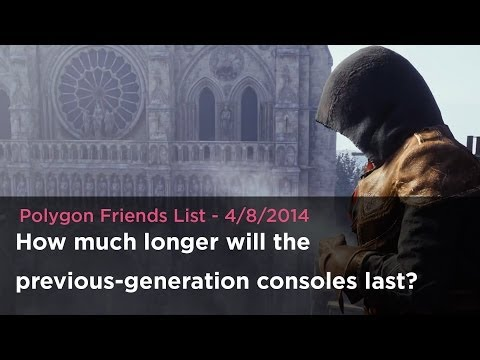 How much longer will the previous-generation consoles last?