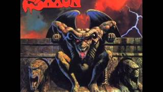 Saxon - Absent Friends