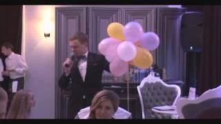 видео тамада на свадьбу в Санкт-Петербурге