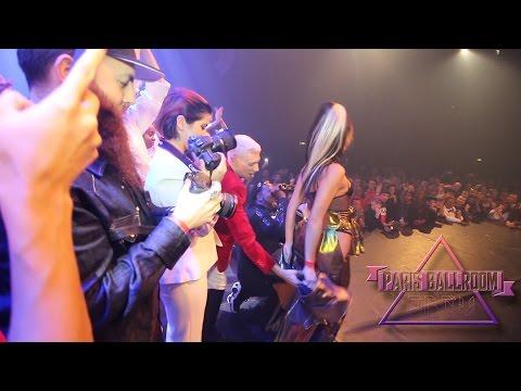 The Legendary DANIELLE POLANCO NINJA  at The Willi's 10th Anniversary, The Celebration of Life Ball.