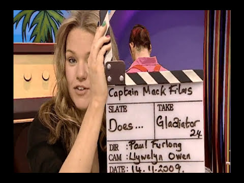 Captain Mack Films Does...Gladiator