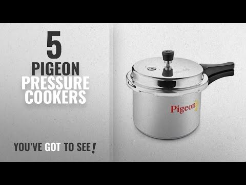 Top 10 Pigeon Pressure Cookers [2018]: Pigeon By Stovekraft Favourite Induction Base Aluminium