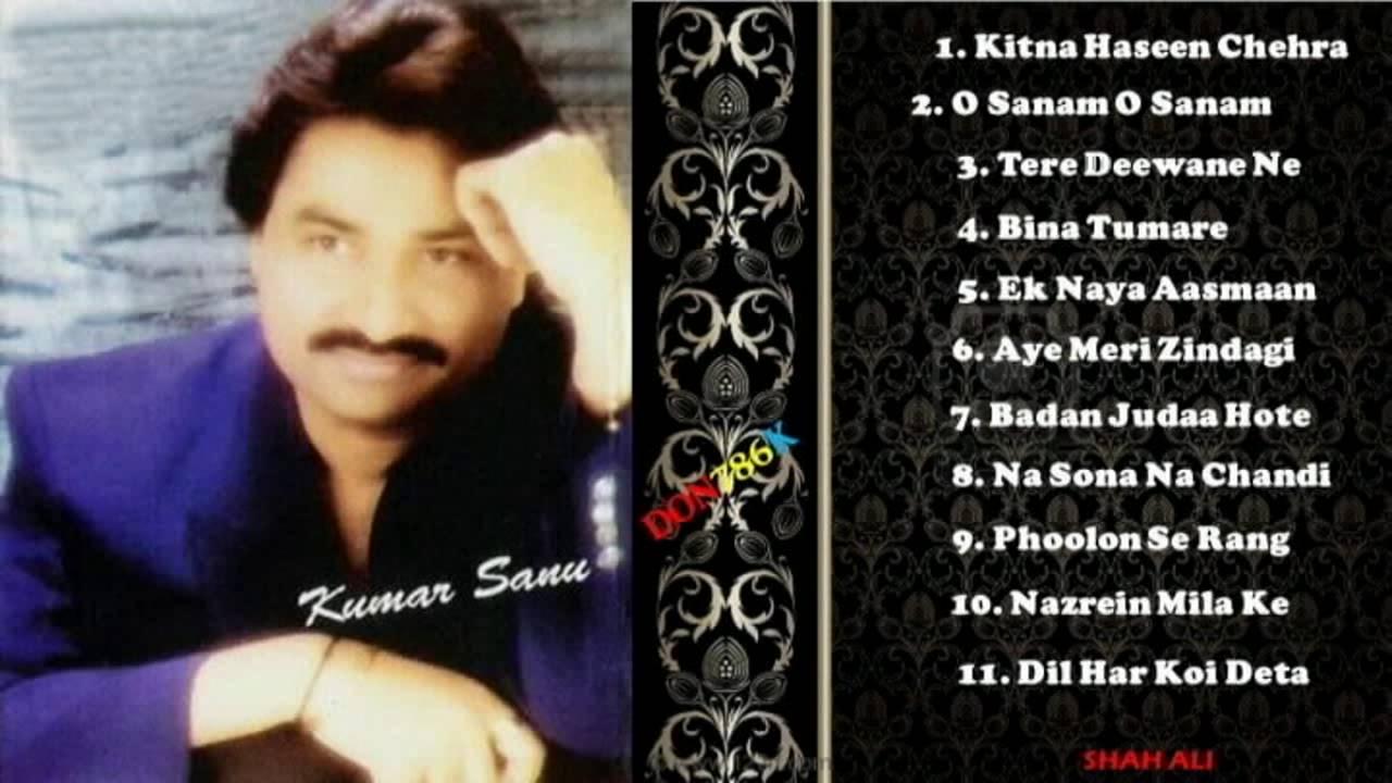 Kumar Sanu Romantic Full Songs Playlist Jukebox Click On The