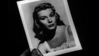 Trapped (1949) - Film Noir, Full Length with Lloyd Bridges, Barbara Payton