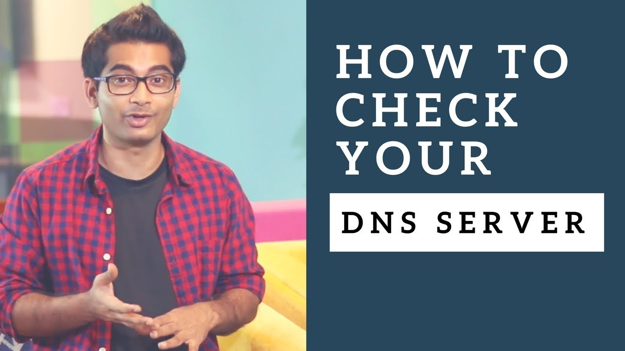 How To Check Your Current Dns Server Windows Macos Android Ios Youtube