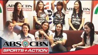 Chat with Ateneo Lady Eagles (Part 1)