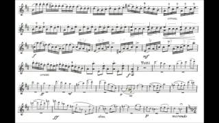 Seitz, Friedrich violin concerto opus 22 for violin + piano