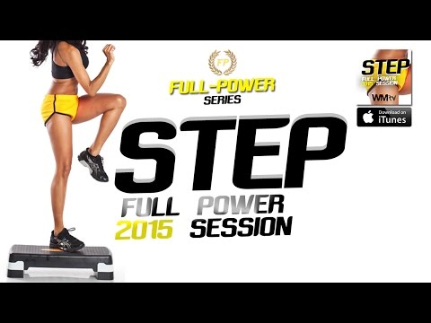 Hot Workout  Step Full Power Session 132 BPM  32 Count  WMTV