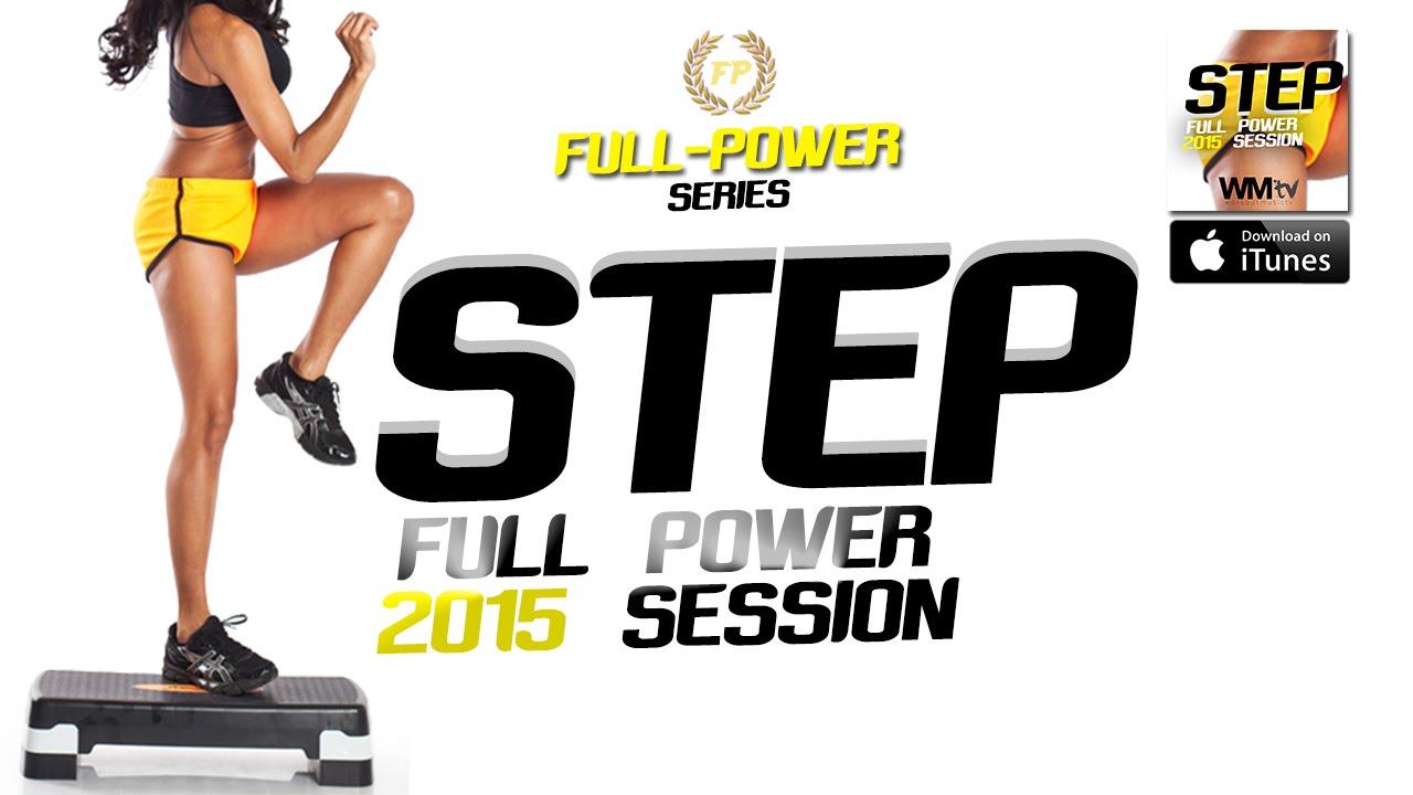 Hot Workout Step Full Power Session 132 Bpm 32 Count Wmtv Youtube