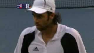 USA vs Chile - Men's Tennis - Beijing 2008 Summer Olympic Games