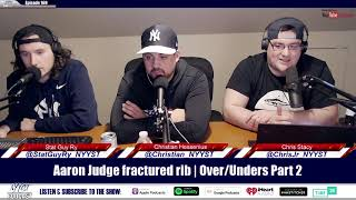 Ep. 169 | Injuries result in frustration (Yankees Over/Under pt. 2)