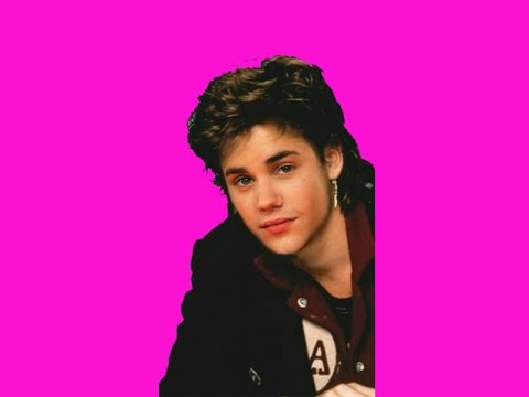 80s Remix: Justin Bieber  What Do You Mean its 1985?