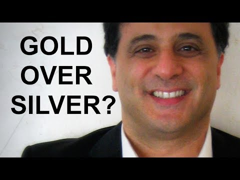 Gold to Outperform Silver? | Louis Cammarosano