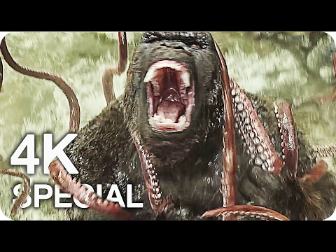 Thumbnail: KONG SKULL ISLAND Trailer & Film Clips 4K UHD (2017) King Kong Movie