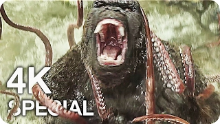 KONG SKULL ISLAND Trailer & Film Clips 4K UHD (2017) King Kong Movie thumbnail