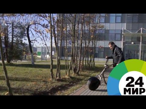 Белорусский электросамокат приедет на российский рынок - МИР 24