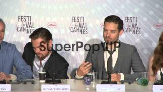 INTERVIEW - Tobey Maguire on working with Leonardo DiCapr...