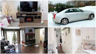 New Car, Christmas Decor Haul, Christmas Decorating & Shopping
