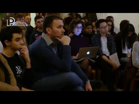 NYU Florence - Olivier Roy: The Strategic Limits of ISIS