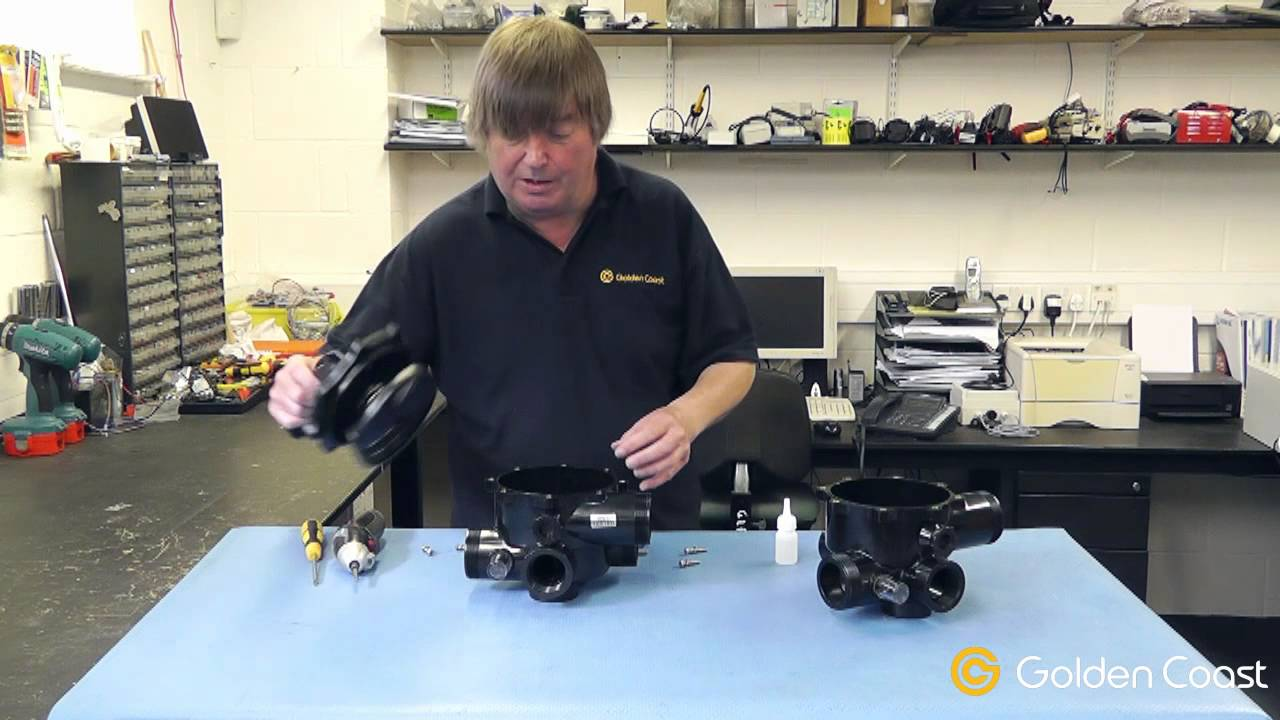 Changing A Multiport Spider Gasket Andy S Answers Youtube