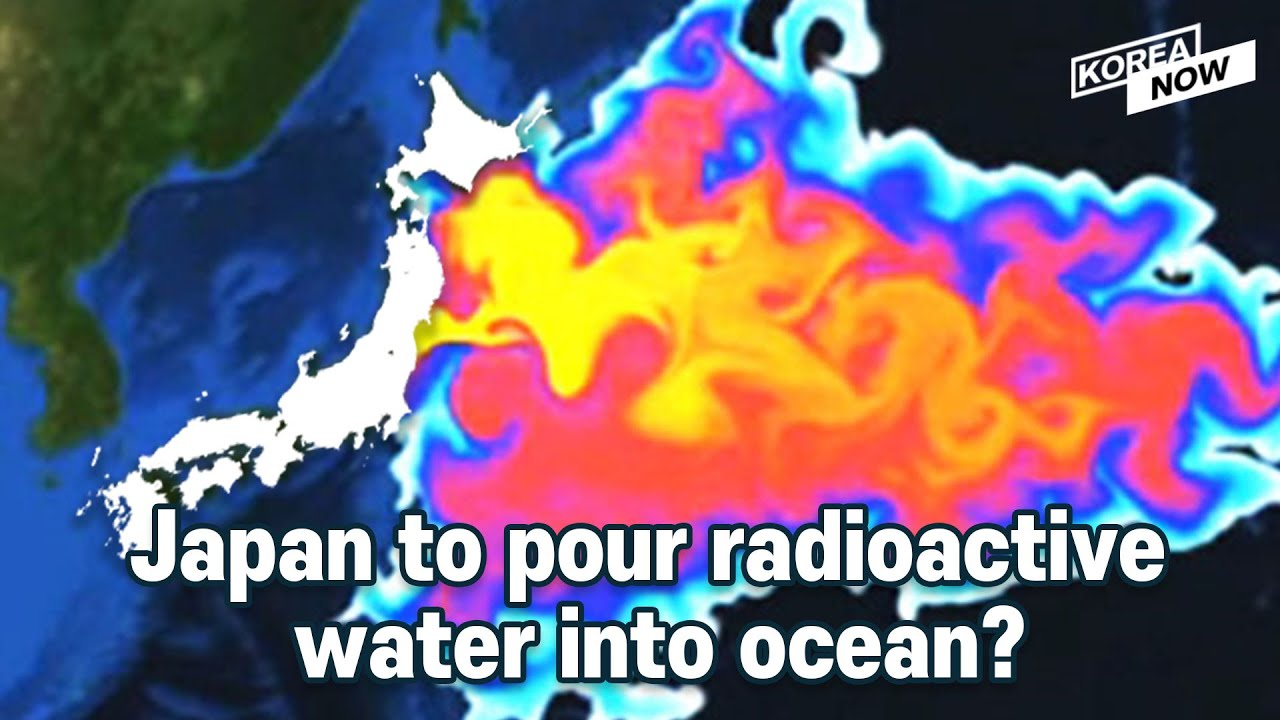 Uproar over Japanese plan to release over a million tons of radioactive water into Pacific Ocean