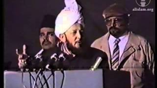 Jalsa Salana UK 1988 - Second Day Address by Hazrat Mirza Tahir Ahmad, Khalifatul Masih IV(rh)