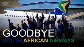South African Airways Has Collapsed!