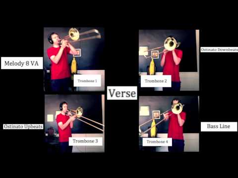 Don't Stop Believin' Journey (Cover) Paul The Trombonist - Trombone Arrangement