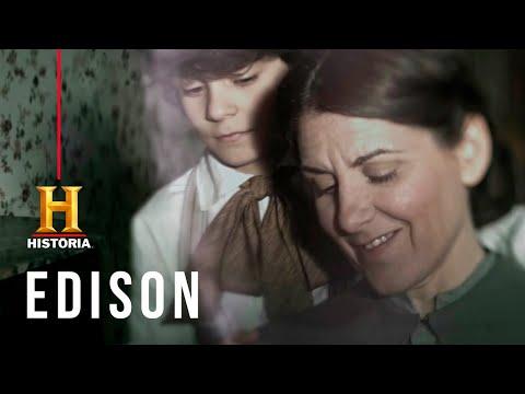 THOMAS EDISON - EL HIJO DE NANCY