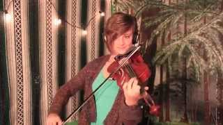 The Bells of Notre Dame on Violin - Taryn Harbridge