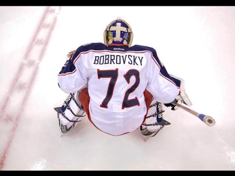 Sergei Bobrovsky Highlights