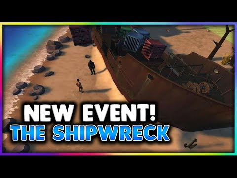 New event SHIPWRECK HARBOR! Tons of loot? in Last day on earth!