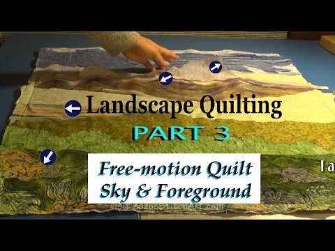 free-motion-quilt-sky-&-foreground-|-part-3-landscape-quilting-tutorial-|-fiber-art-by-zazu