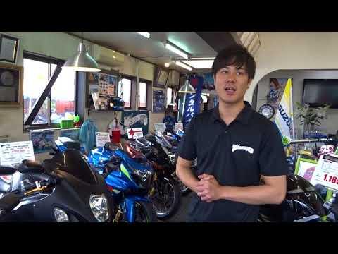 SUZUKI二輪のトップ!濱本社長がSUZUKI MOTORSにご来店!?山形県酒田市バイク屋 SUZUKI MOTORS