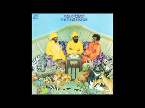 The Three Sounds - Soul Symphony