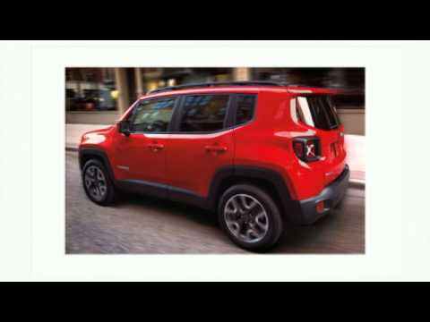 2015 Jeep Renegade From Premier Chrysler Dodge Jeep Ram Of Tracy