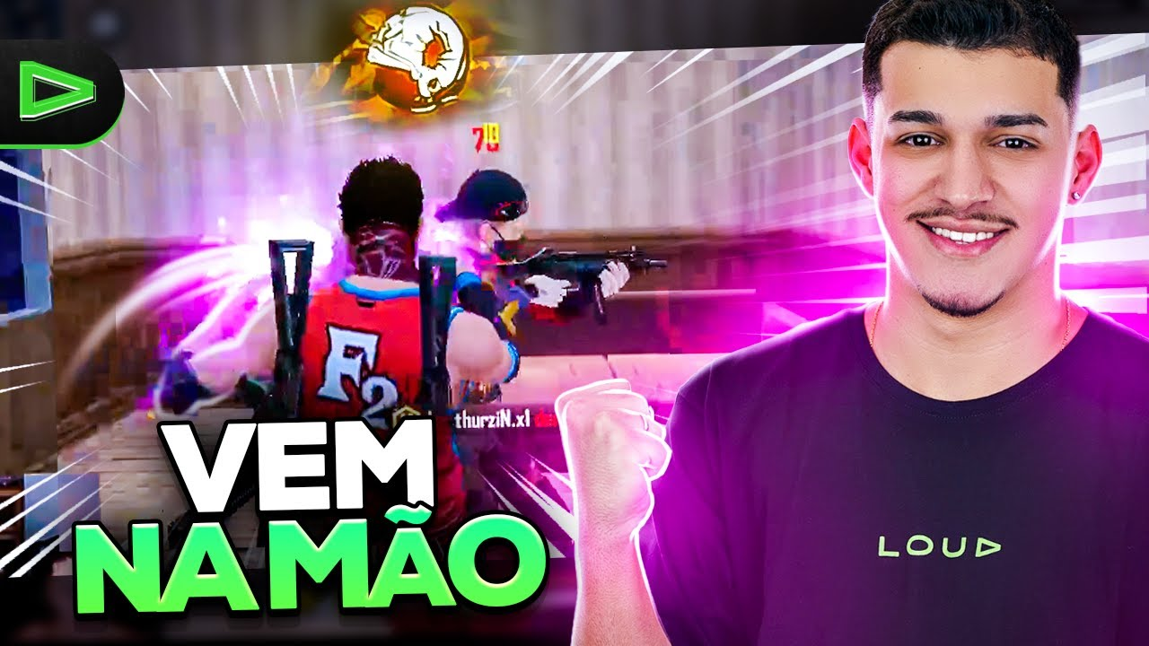 O 4V4 MAIS APELÃO DO MUNDO! ft LOUD THURZIN E BAK