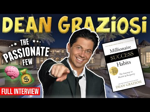 DEAN GRAZIOSI: How To Go From $0 To $1 Billion In Sales! (Millionaire Mindset Interview) 🤑🧠📈