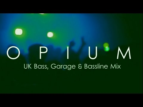 UK Bass & Bassline Mix - MARCH 2017