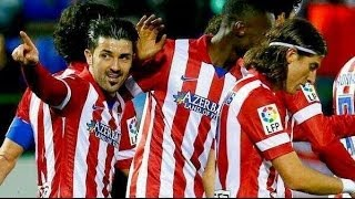 Sant Andreu  vs Atlético Madrid (0-4) All Goals & Highlights 07.12.2013
