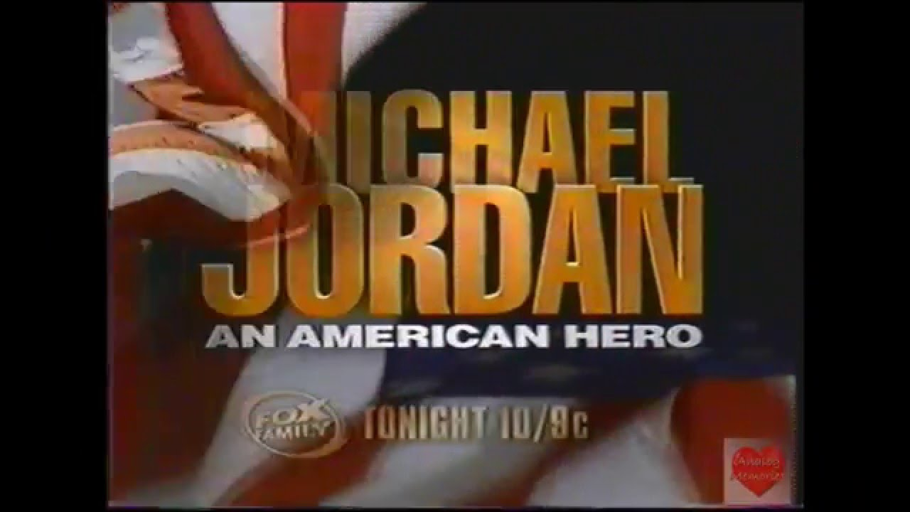 Michael jordan a hero