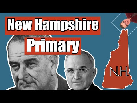 New Hampshire Primary Explained | How N.H. Ended Two Presidencies [2016]