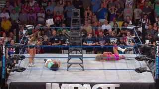 Download Knockouts Ladder Match: Gail Kim and Taryn Terrell - July 11, 2013 Mp3 and Videos