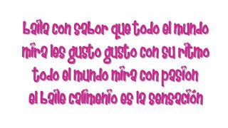 Calimenio Lyrics
