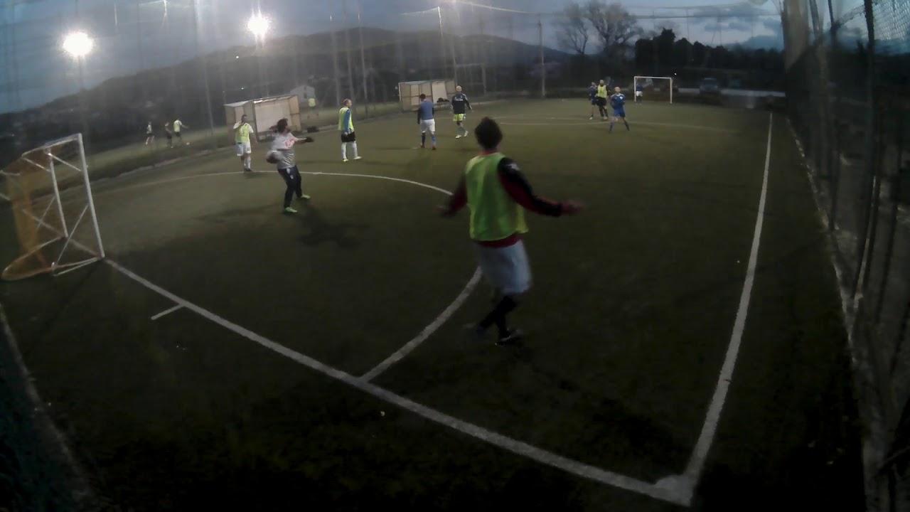 Gli amici di Mario VS Rosario F.C. 8-11
