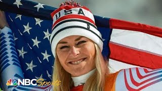Lindsey Vonn: A look back at her storied career | NBC Sports