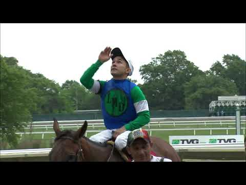 video thumbnail for MONMOUTH PARK 6-16-19 RACE 12
