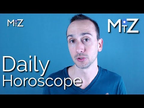 Daily Horoscope - Tuesday December 19th, 2017 - True Sidereal Astrology