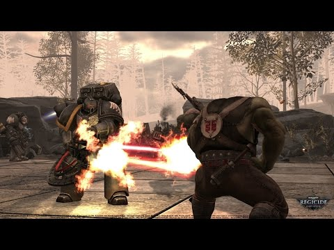 Warhammer 40,000: Regicide - Major Update 1.2 Trailer