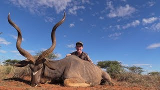 2 Kudu - 2 Perfect Shots - Hunting In South Africa